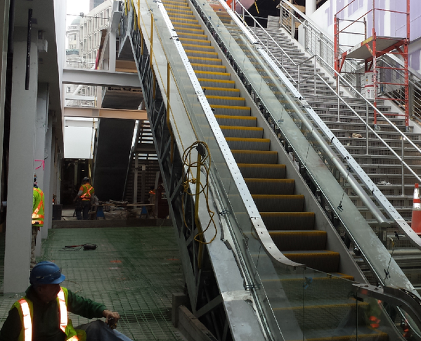 RT @MBTA: #MBTA #GovCenter is on track to open in…